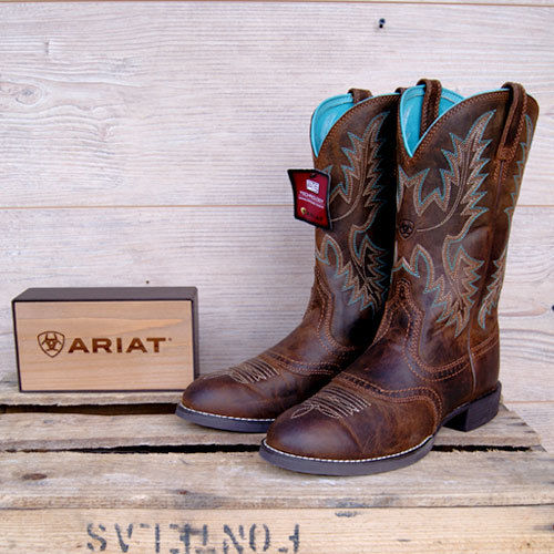 "Ariat ""Heritage Stockman"""